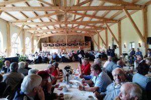 Seniorentreffen des KFV MSE in Ulrichshusen am 08.09.2018